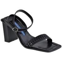 kengät Naiset Sandaalit ja avokkaat M. D'essai  Musta