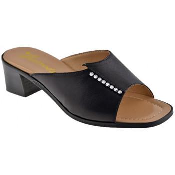 kengät Naiset Sandaalit Susimoda  Musta