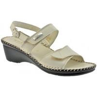 kengät Naiset Sandaalit ja avokkaat Susimoda  Beige