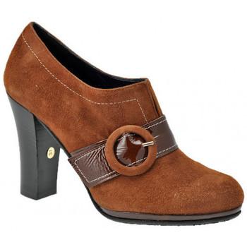 kengät Naiset Korkokengät Impronte  Ruskea