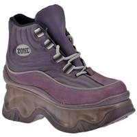 kengät Naiset Korkeavartiset tennarit Zone  Violetti