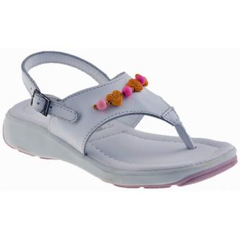 kengät Lapset Varvassandaalit Kidy  Valkoinen