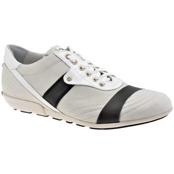 kengät Miehet Matalavartiset tennarit OXS  Valkoinen