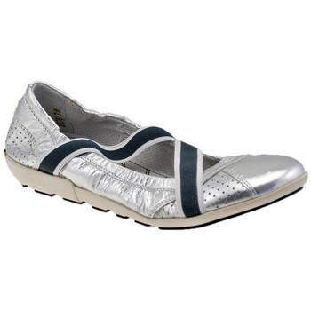 kengät Naiset Balleriinat OXS  Hopea