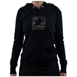 vaatteet Naiset Svetari Converse  Musta