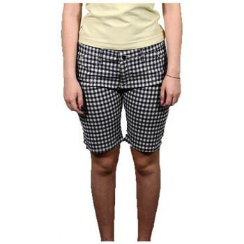 vaatteet Naiset Shortsit / Bermuda-shortsit Converse  Sininen