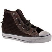 kengät Lapset Korkeavartiset tennarit Converse  Ruskea