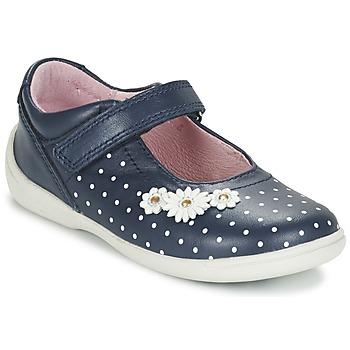 kengät Tytöt Balleriinat Start Rite DAISY Blue