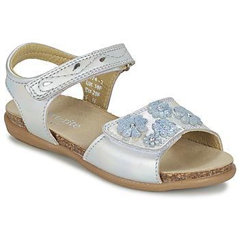 kengät Tytöt Sandaalit ja avokkaat Start Rite SUMMERS DAY Argenté
