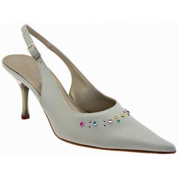 kengät Naiset Puukengät Onde Piane  Valkoinen