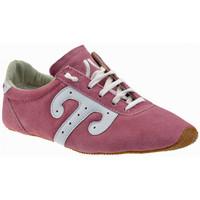 kengät Naiset Matalavartiset tennarit Wushu Ruyi  Vaaleanpunainen