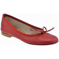 kengät Naiset Balleriinat Keys  Punainen