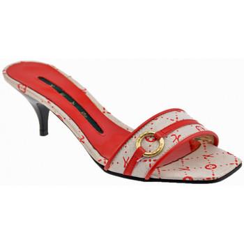 kengät Naiset Sandaalit Keys  Punainen