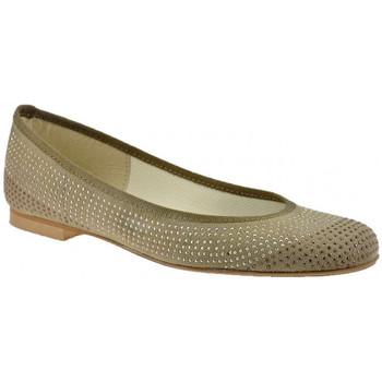 kengät Naiset Balleriinat Keys  Beige