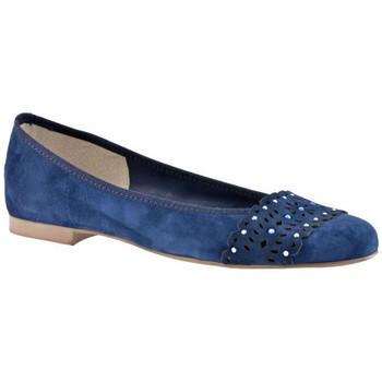 kengät Naiset Balleriinat Keys  Sininen