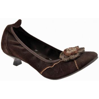 kengät Naiset Balleriinat Keys  Ruskea