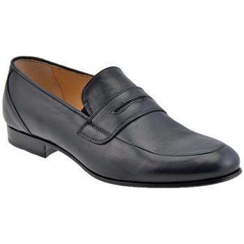 kengät Miehet Mokkasiinit NeroGiardini  Musta