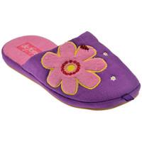 kengät Naiset Tossut De Fonseca  Violetti