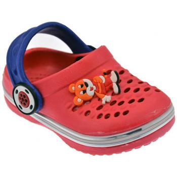 kengät Lapset Puukengät De Fonseca  Punainen