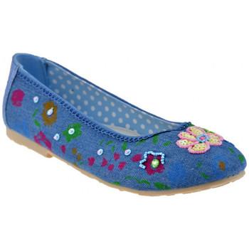 kengät Lapset Balleriinat Lulu  Sininen