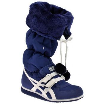 kengät Lapset Talvisaappaat Onitsuka Tiger  Sininen