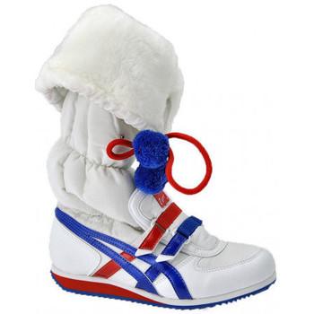 kengät Lapset Saappaat Onitsuka Tiger  Valkoinen
