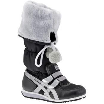 kengät Lapset Saappaat Onitsuka Tiger  Musta