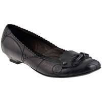 kengät Naiset Balleriinat Progetto  Musta