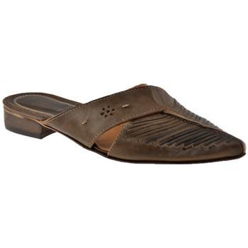 kengät Naiset Puukengät Progetto  Vihreä