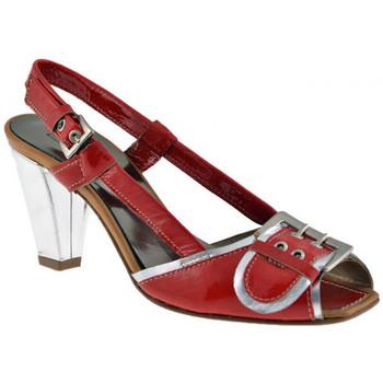kengät Naiset Sandaalit ja avokkaat Progetto  Punainen