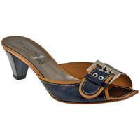 kengät Naiset Sandaalit ja avokkaat Progetto  Sininen