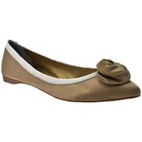 kengät Naiset Balleriinat Progetto  Beige
