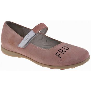 kengät Tytöt Balleriinat Frutta  Vaaleanpunainen