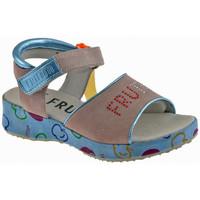 kengät Tytöt Sandaalit ja avokkaat Frutta  Vaaleanpunainen