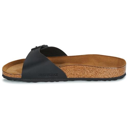 Birkenstock Madrid Black - Ilmainen Toimitus- Kengät Sandaalit
