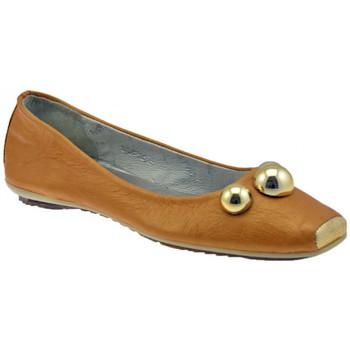 kengät Naiset Balleriinat Lea Foscati  Beige