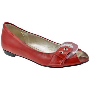 kengät Naiset Balleriinat Lea Foscati  Punainen