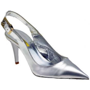 kengät Naiset Korkokengät Lea Foscati  Hopea