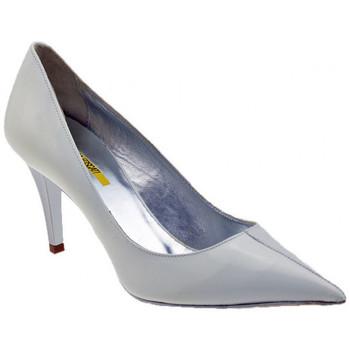kengät Naiset Korkokengät Lea Foscati  Valkoinen