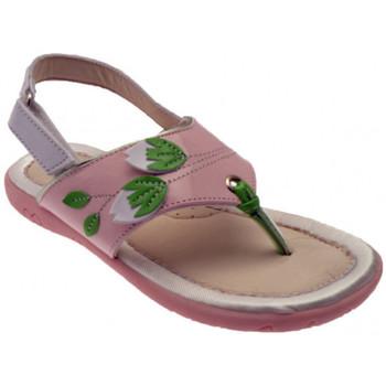kengät Tytöt Sandaalit ja avokkaat Inblu  Vaaleanpunainen