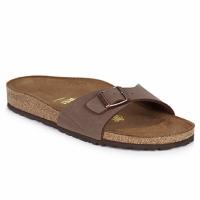 kengät Sandaalit Birkenstock MADRID Brown