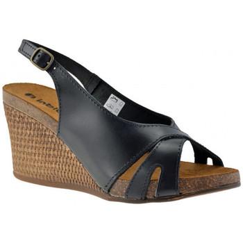 kengät Naiset Sandaalit ja avokkaat Inblu  Musta