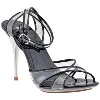 kengät Naiset Korkokengät Nina Morena  Musta