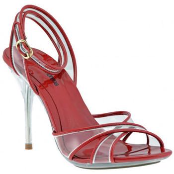 kengät Naiset Sandaalit ja avokkaat Nina Morena  Punainen