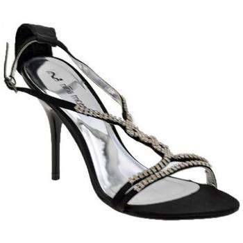 kengät Naiset Sandaalit ja avokkaat Nina Morena  Musta