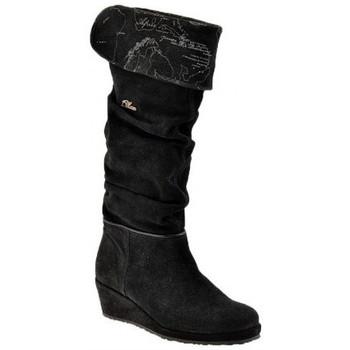 kengät Naiset Saappaat Alviero Martini  Musta