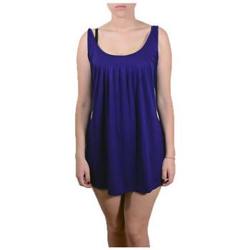 vaatteet Naiset Lyhythihainen t-paita Datch  Violetti