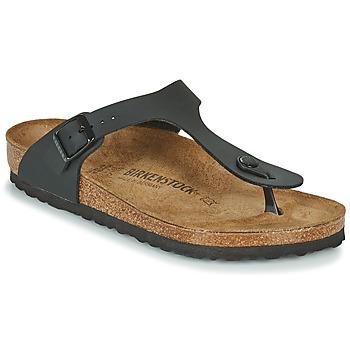 kengät Varvassandaalit Birkenstock GIZEH Black