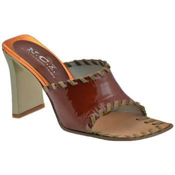 kengät Naiset Sandaalit ja avokkaat Nci  Ruskea
