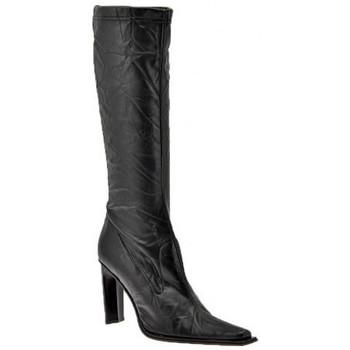 kengät Naiset Saappaat Nci  Musta